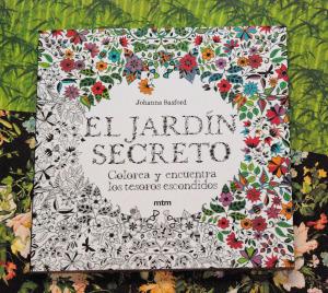 jardín secreto arteterapia