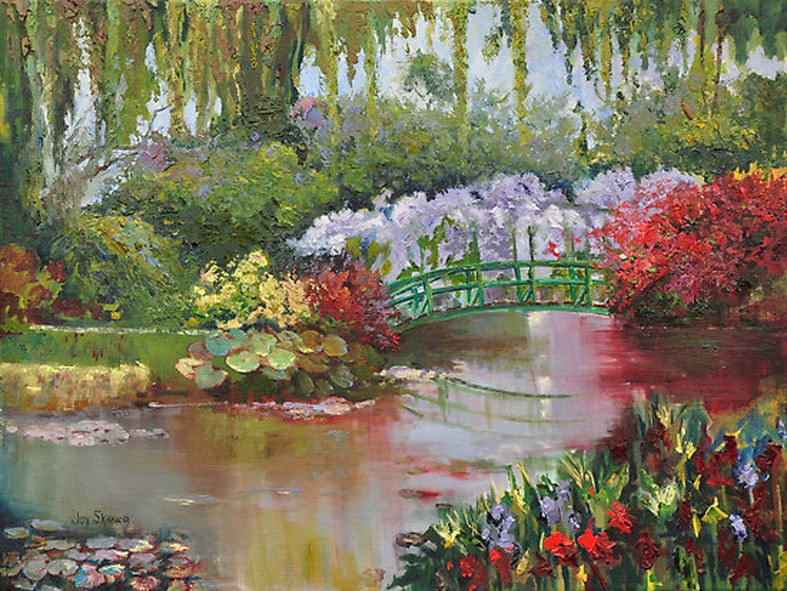 las flores en la pintura viii un pintor y un