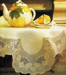 mantel crochet 6