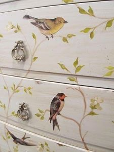 muebles pájaros 2