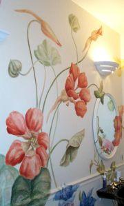 pared flor 2