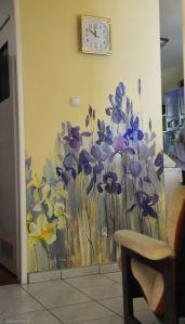 pared flor