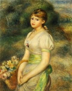 pierre-auguste-renoir-young-girl-with-a-basket-of-flowers