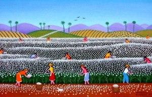 pinturas de paisajes naif (4)