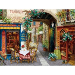 puzzle flores venecia