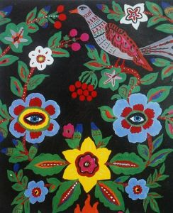 russian folk art