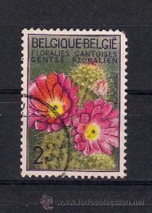 sello bélgica