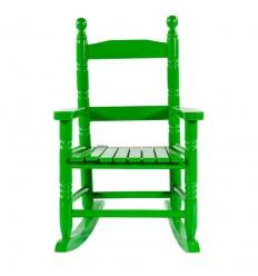 silla-mecedora-infantil-verde