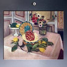 Still-life-with-pineapples-1-Giclee-art-poster-print-By-Henri-Matisse-pared-pintura-al-óleo.jpg_220x220