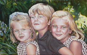 tres hermanos