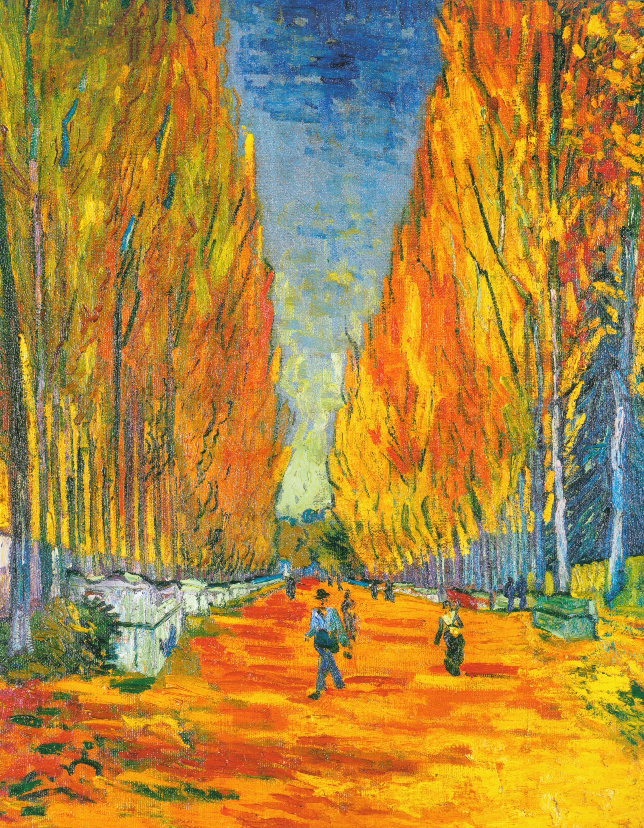 Vincent Van Gogh Creciendoentreflores