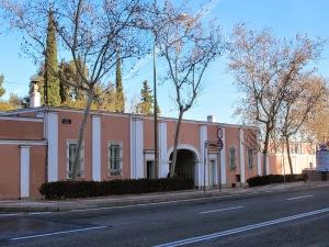 01. Entrada al parque por la calle Alcalá