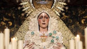 Sevilla. 2-Abril-2015. Visita a los templos de la Madrugada , La Macarena. Foto : Raul Doblado. Archsev