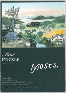 Beautiful World mini puzzle