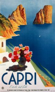 capri italia flores