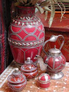 cerámica marruecos