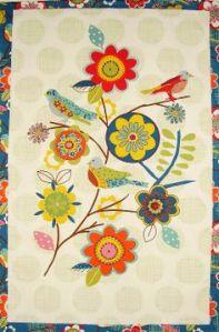 flores y pájaros 2