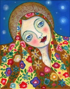 folk mujer