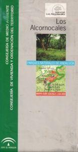 Mapa Los Alcornocales 2009