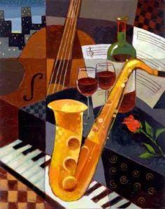 música y flores 2