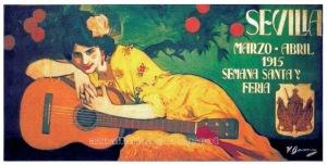 música y flores