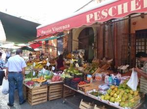 mercado de Ballaró Palermo