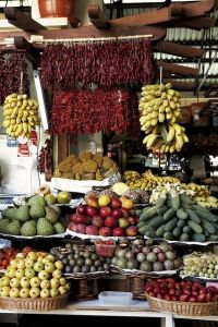 mercado frutas lavradores portugal