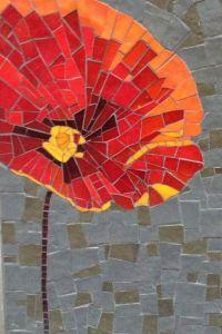 mosaico amapola 2