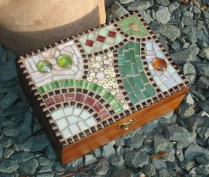 mosaico caja