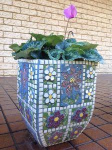 mosaico cuadrada