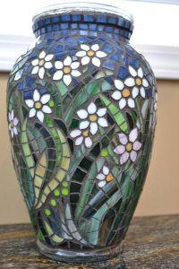 mosaico jarrón