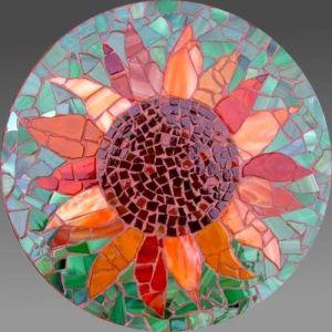 mosaico sol