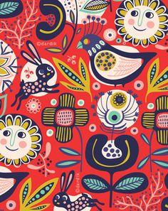 helen dardik - pattern