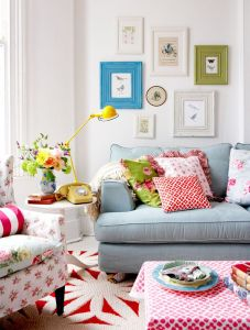 alfombra casa flores 2
