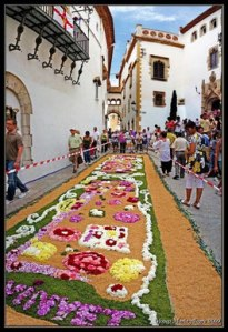 alfombras sitges corpus