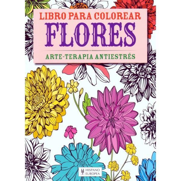 Arteterapia con flores (I) – creciendoentreflores