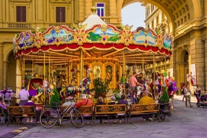 carousels-Florence--Italy-near-Duomo-cMichelle-Raponi-600pix