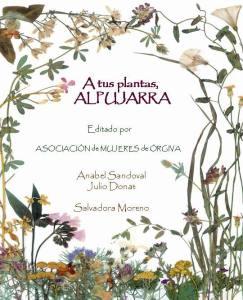 Cartel A tus plantas Alpujarra sin logos