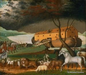 Edward_Hicks_American_-_Noahs_Ark-620x541