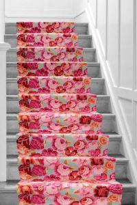 escaleras-flores-pinterest