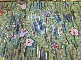 flores mosaico