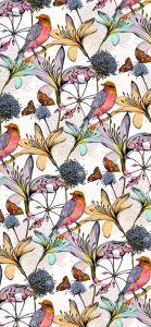 flores y pájaros 3