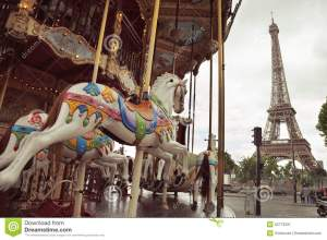 image-vintage-carousel-near-eiffel-tower-paris-france-overcast-day-55773231