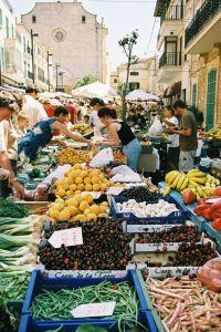 mercado de santany mallorca