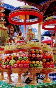 mercado frutas bali