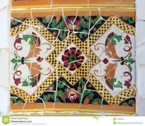 mosaico-en-el-parque-güell-barcelona-12058051
