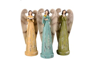 The-font-b-Angel-b-font-font-b-Figurine-b-font-with-Wing-in-her-Back