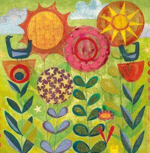 flores-y-pajaros