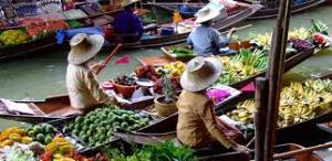 mercados de fruta vietnam