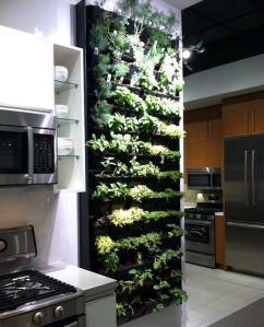 jardin vertical cocina